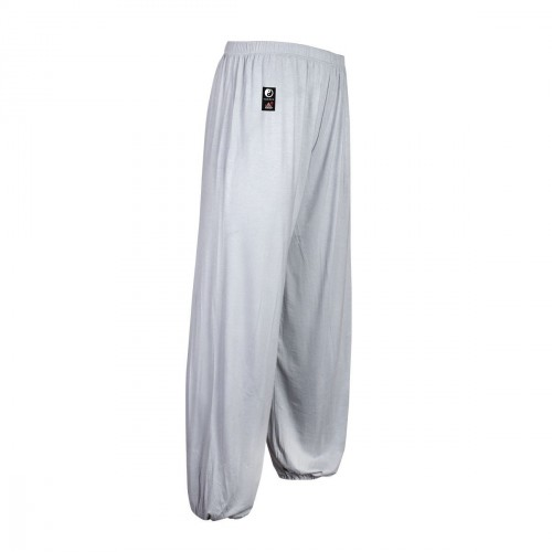 Modal Tai Chi Pants. Gray