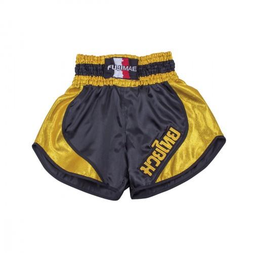 Thai Short. Negro-Oro