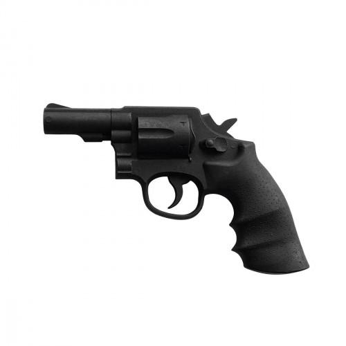 Pistola Entrenamiento. Interior. Revolver
