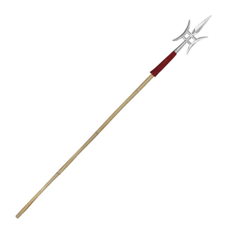 Double Half Moon Spear