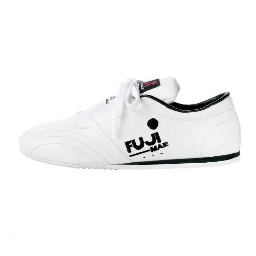 Zapatillas Piel Blanca