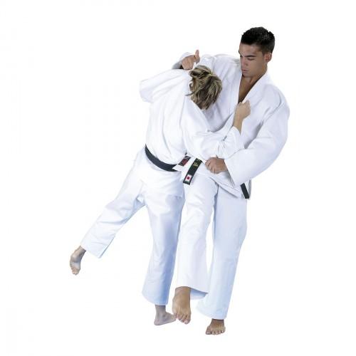 Judo-Gi Blanc. Qualité Supérieure