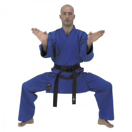 Karate Gi. Blue