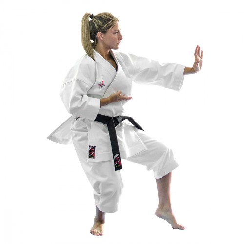 Karate Gi. Competición Kata. Algodón 16 oz
