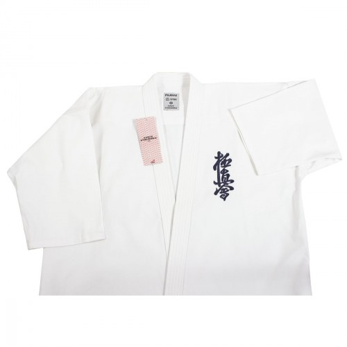 Karate Gi. Kyokushinkai. Competición Osu. Blanco