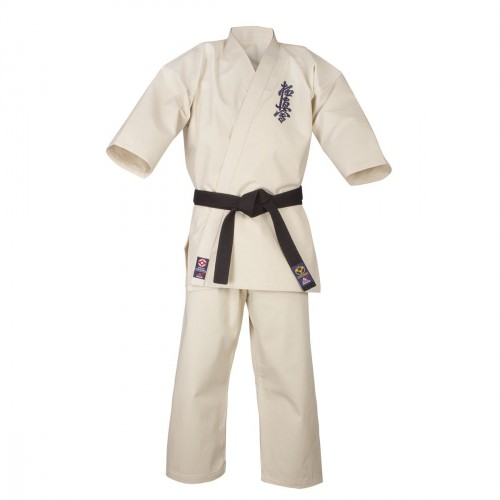 Competition Kyokushin Karate Gi. Unbleached