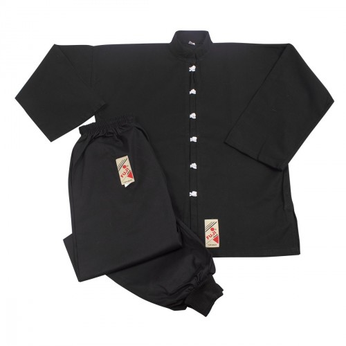 Kung Fu Uniform. White buttons