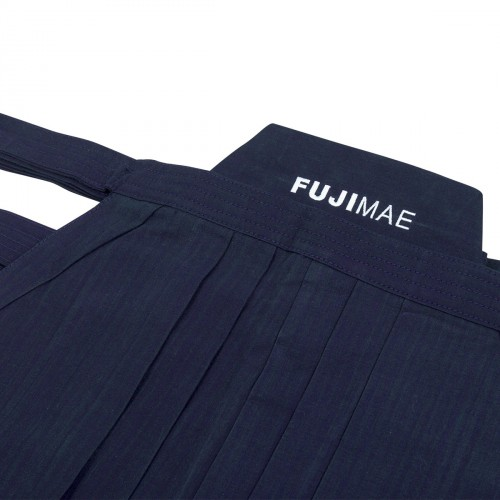Heavy Cotton Hakama. Blue