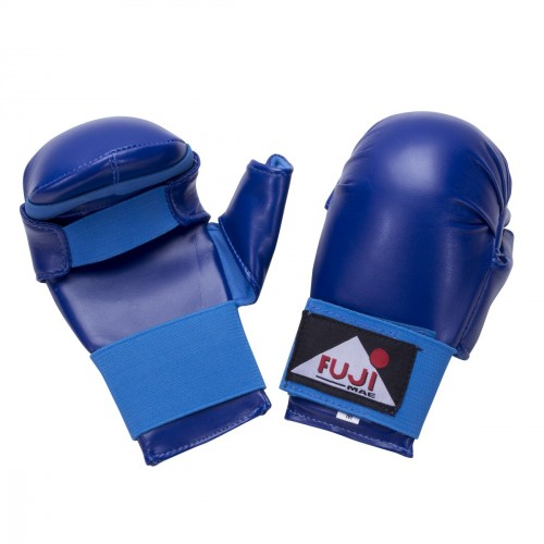 Mitts. Kumite Karate. Thumb Protection