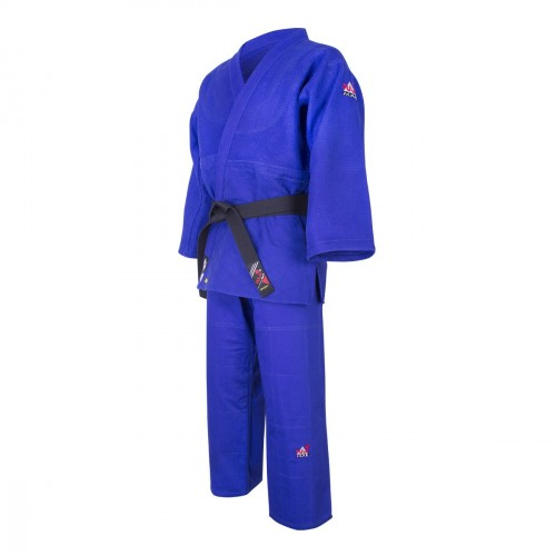 Judo Gi. Gokyo Competition. Blue