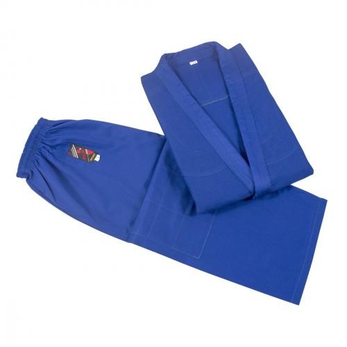Judo Gi. Entrenamiento. Azul