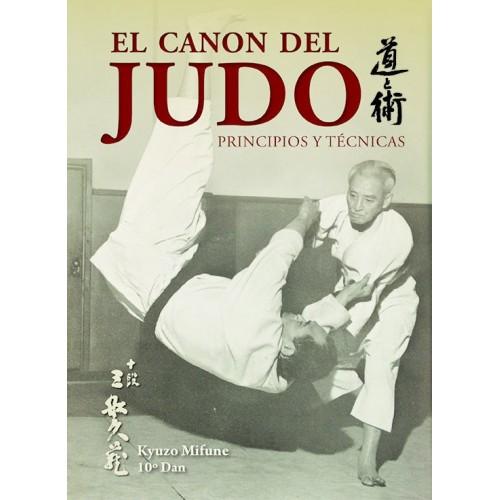 LIBRO : El canon del Judo. Principios y tecnicas