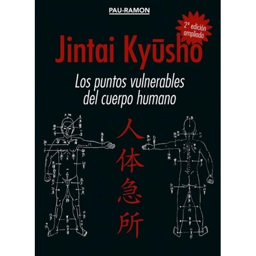 LIBRO : Jintai Kyusho. Los puntos vulnerables del cuerpo humano