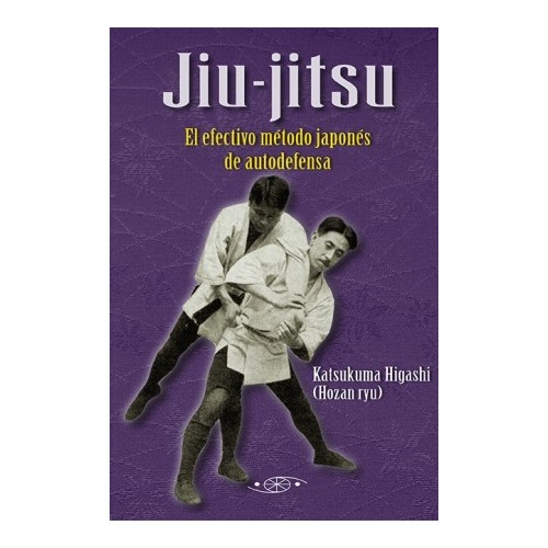 LIBRO : Jiu-Jitsu. El efectivo metodo japones de autodefensa