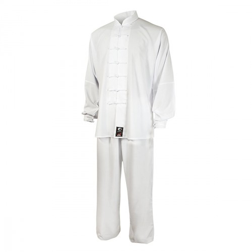 Competition Tai Chi Uniform. White