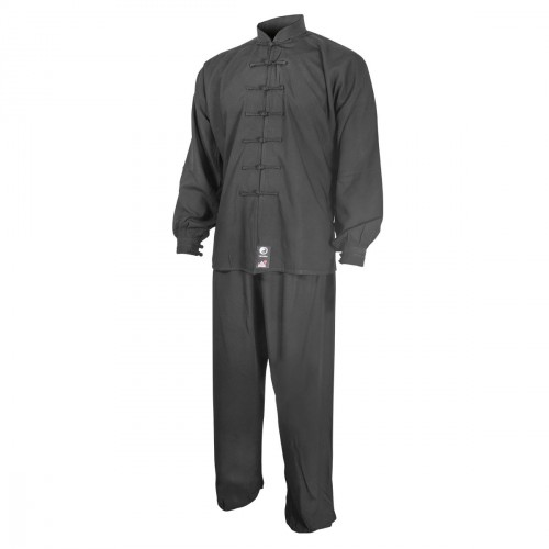 Competition Tai Chi Uniform. Black