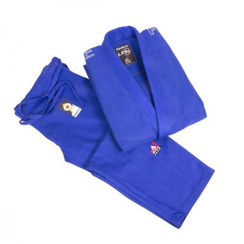 Judo Gi. Competición Katsu. Azul