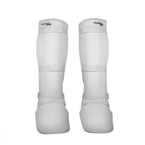 Espinilleras con Empeine Velcro Basic