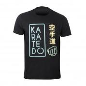 Camiseta Karate. Neons