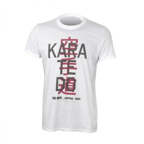 Karate T-Shirt. Kanji