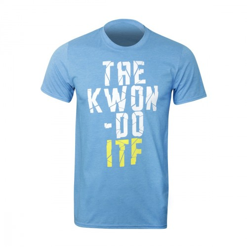 Camiseta ITF. Smash