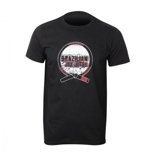 BJJ T-Shirt. Rio Belt
