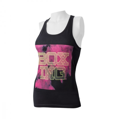 Boxing Women's T-Shirt. Pride.