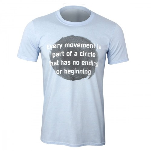 Tai Chi T-Shirt. Circle