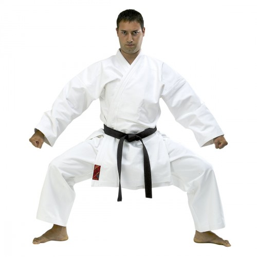 Karate Gi. Elegant. Cotton 16 oz