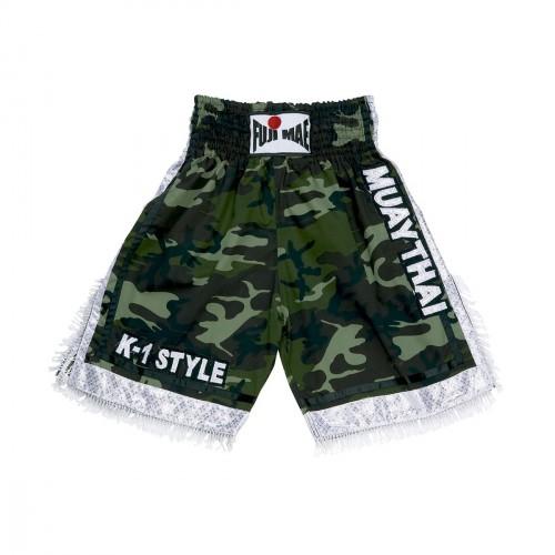Short K1. Camuflaje