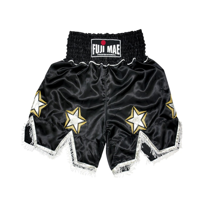 Short Boxing. Black /Stars