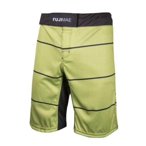 MMA Short. ProWear. Lime