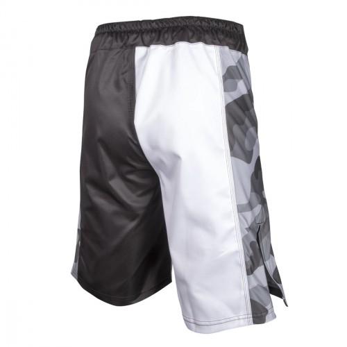 Short MMA. ProWear. Army. Blanche/Noir