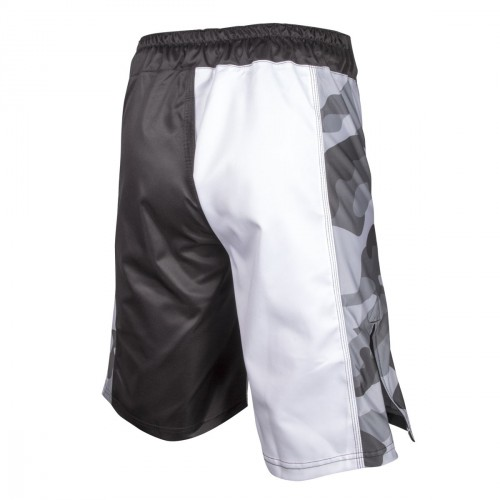 Short MMA. ProWear. Army. Blanco-Negro