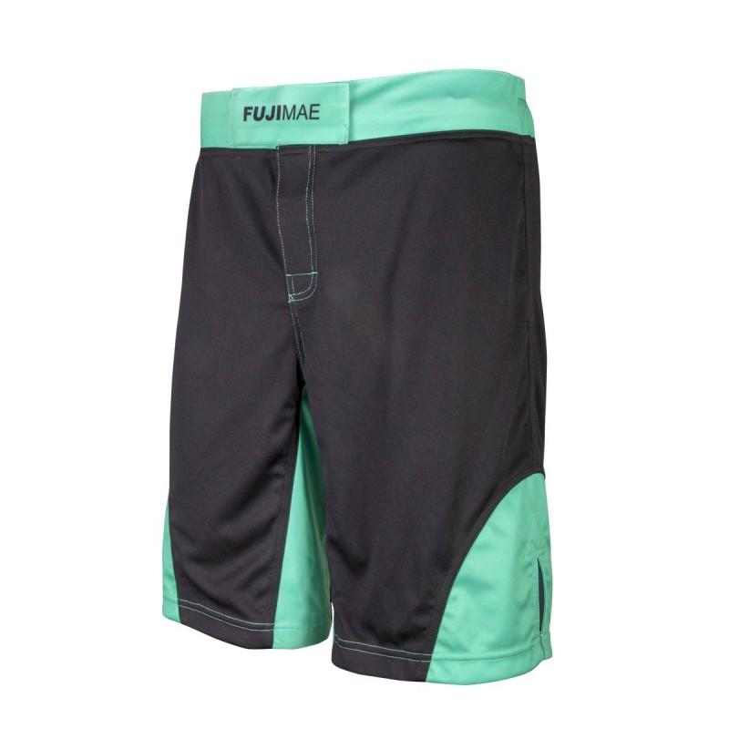 MMA Short. ProWear. Black-Green