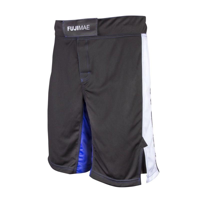 MMA Short. ProWear. Black-Blue