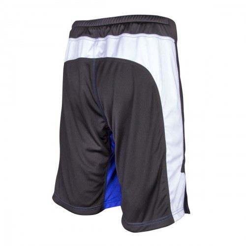 MMA Short. ProWear. Black-Blue