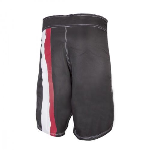 Short MMA. Noir