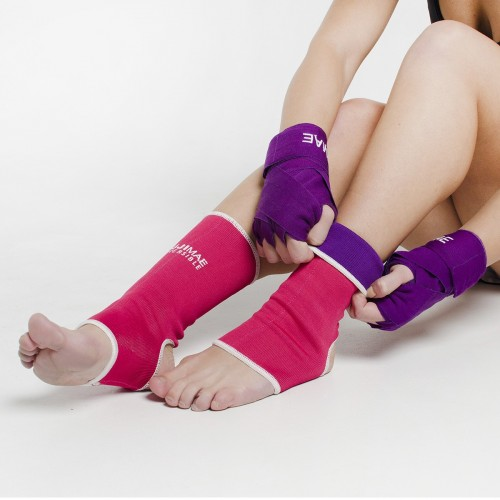 Textile Ankle Support. Reversible