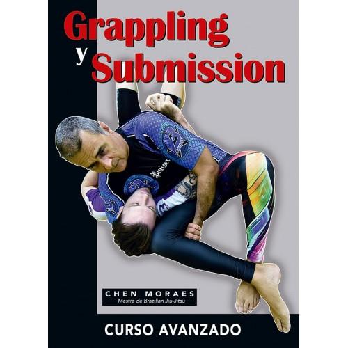 LIBRO : Grappling y Submission. Avanzado