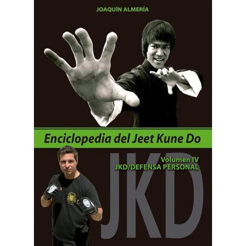 LIBRO : Enciclopedia del Jeet Kune Do 4