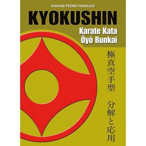 LIBRO : Kyokushin Karate Kata Oyo Bunkai