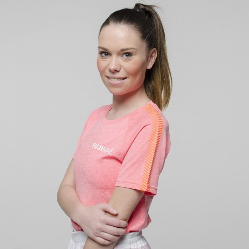 Camiseta Mujer KnitFit