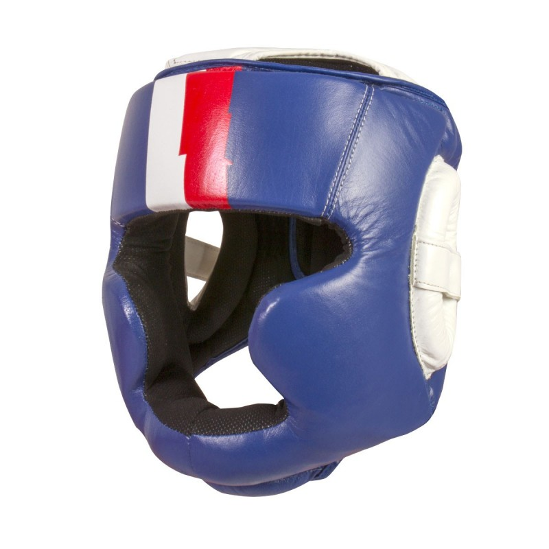 Boxe Head Guard. ProSeries. Leather