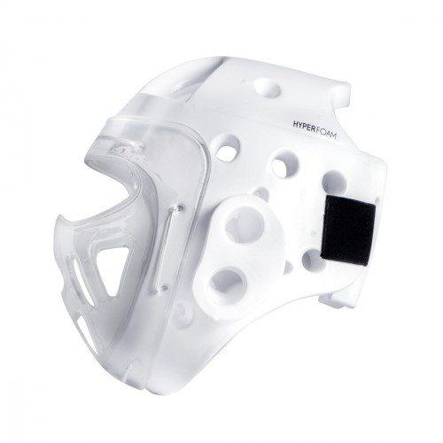 Hyperfoam Head Guard with Mask