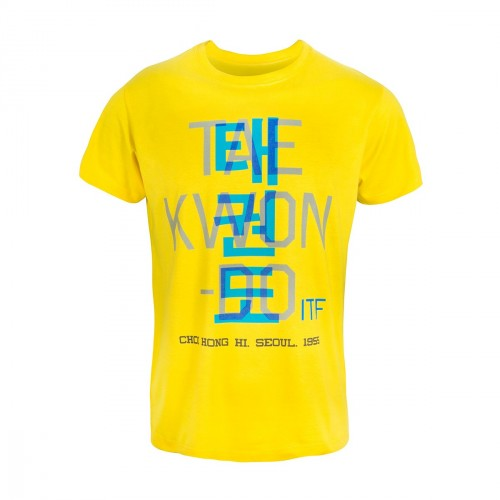 ITF T-Shirt. Kanji