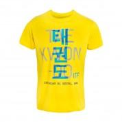 Camiseta ITF. Kanji
