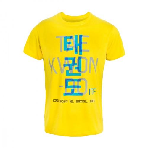 Tee-shirt ITF. Kanji