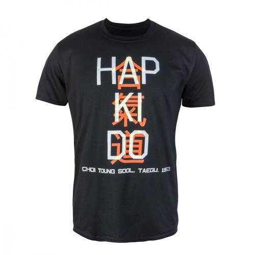 Tee-shirt Hapkido. Kanji