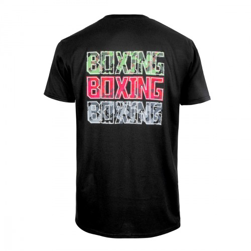 Boxing T-Shirt. Repeat